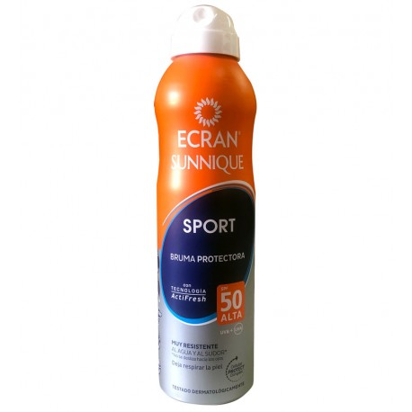 After Sun - Leche hidratante reparadora Ecran 200ml