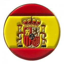 Marcador golf Escudo de España