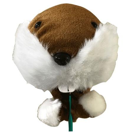 Funda de golf de animales para madera - Rana