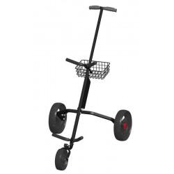 Carrito de golf de tres ruedas