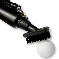 Cepillo golf con depósito de agua y envase PVC - ACCESORIOS DE GOLF