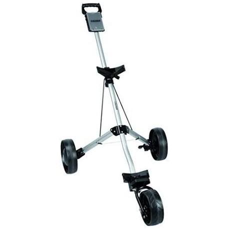 Carrito de tres ruedas plegable