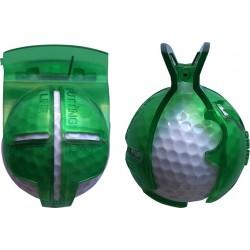 Alineador cepo de bolas de golf - Sueltos o en bolsita con rotulador
